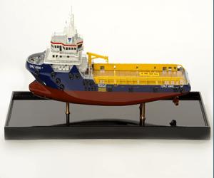 Barge, Trawlers & Tug Boat Models