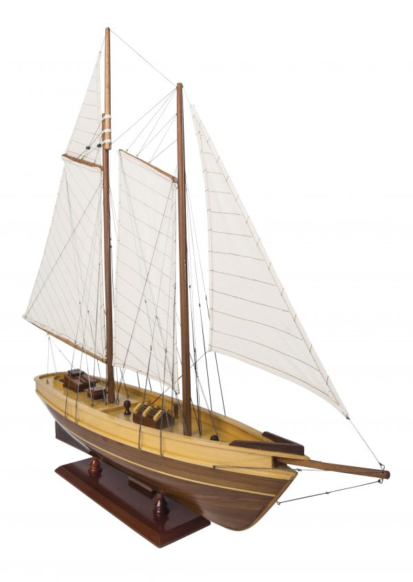 America Model Yacht (Standard Range) - Authentic Models (AS137)