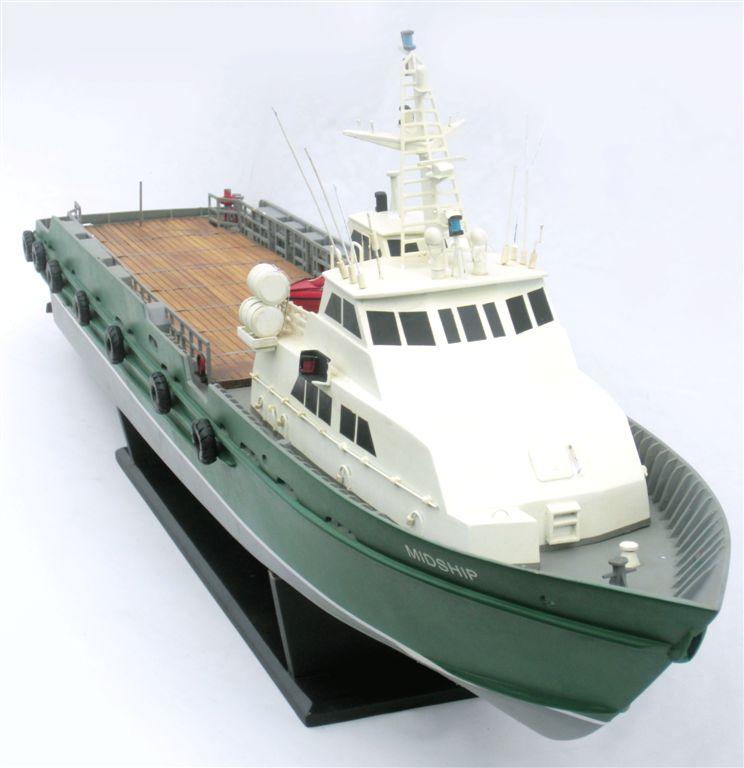 Midship Offshore Support Vessel (Standard Range) - GN (TK0021P)