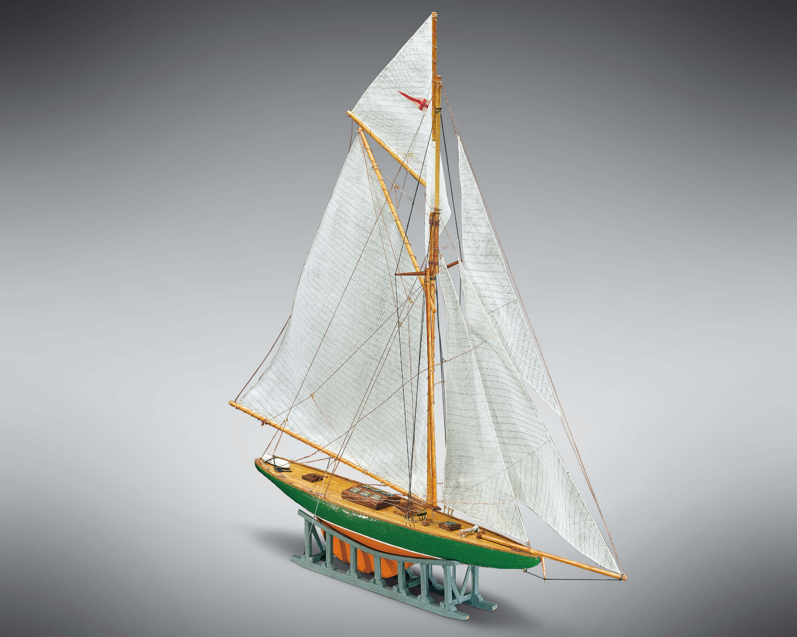 Shamrock Model Yacht Kit – Mini Mamoli (MM63)