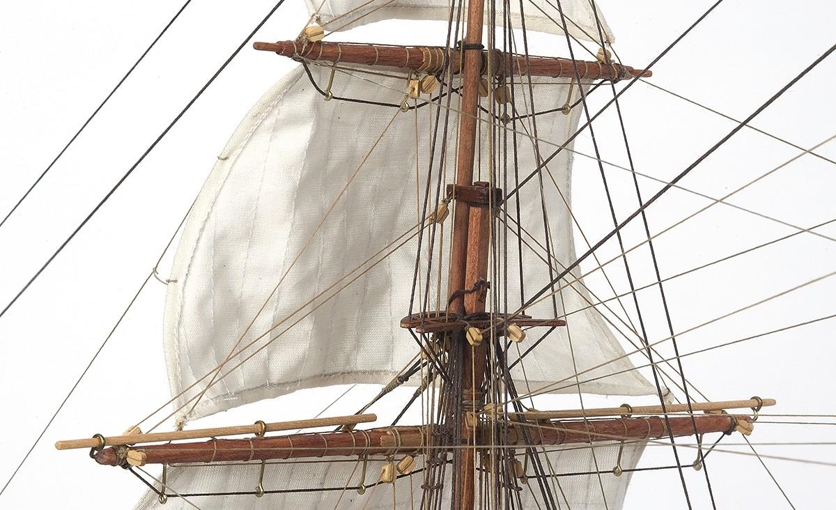 HMS Beagle Model Ship Kit - Occre (12005)