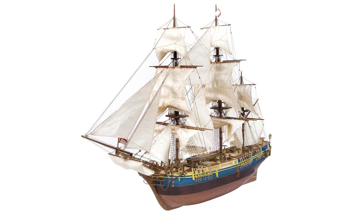HMS Bounty Model Ship Kit - Occre (14006)