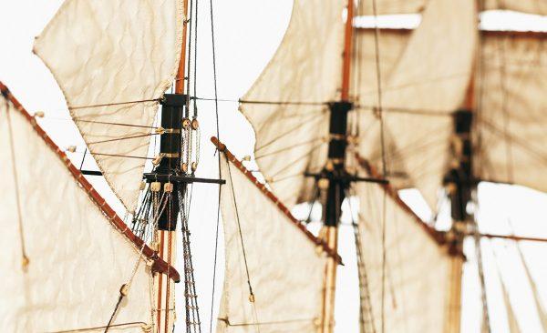 Cala Esmeralda Schooner Model Boat Kit - Occre (13002)