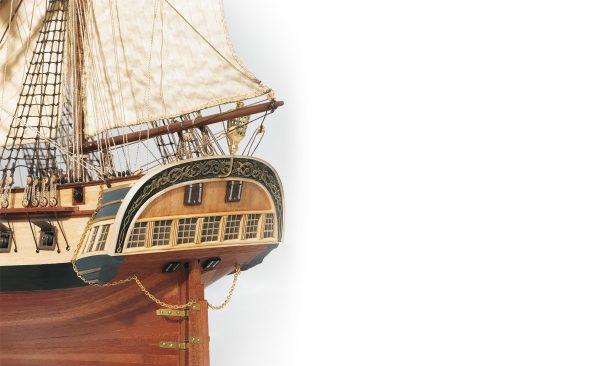 Diana Frigate Model Boat Kit - Occre (14001)