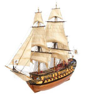 N. Senora del Pilar Wooden Model Ship Kit - Occre (15001)