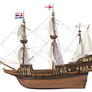 Golden Hind Wooden Model Ship Kit - Occre (12003)