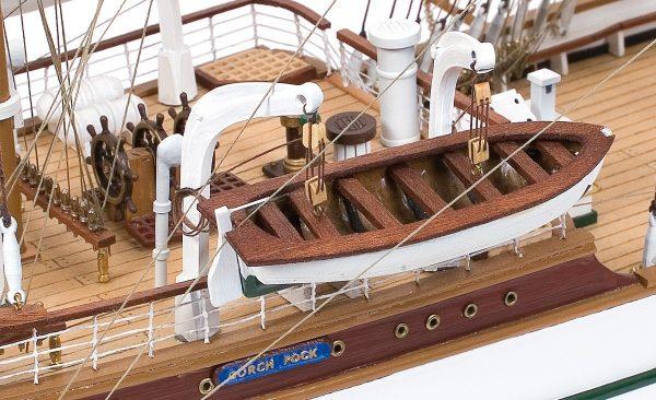 Gorch Fock Model Ship Kit - Occre (15003)