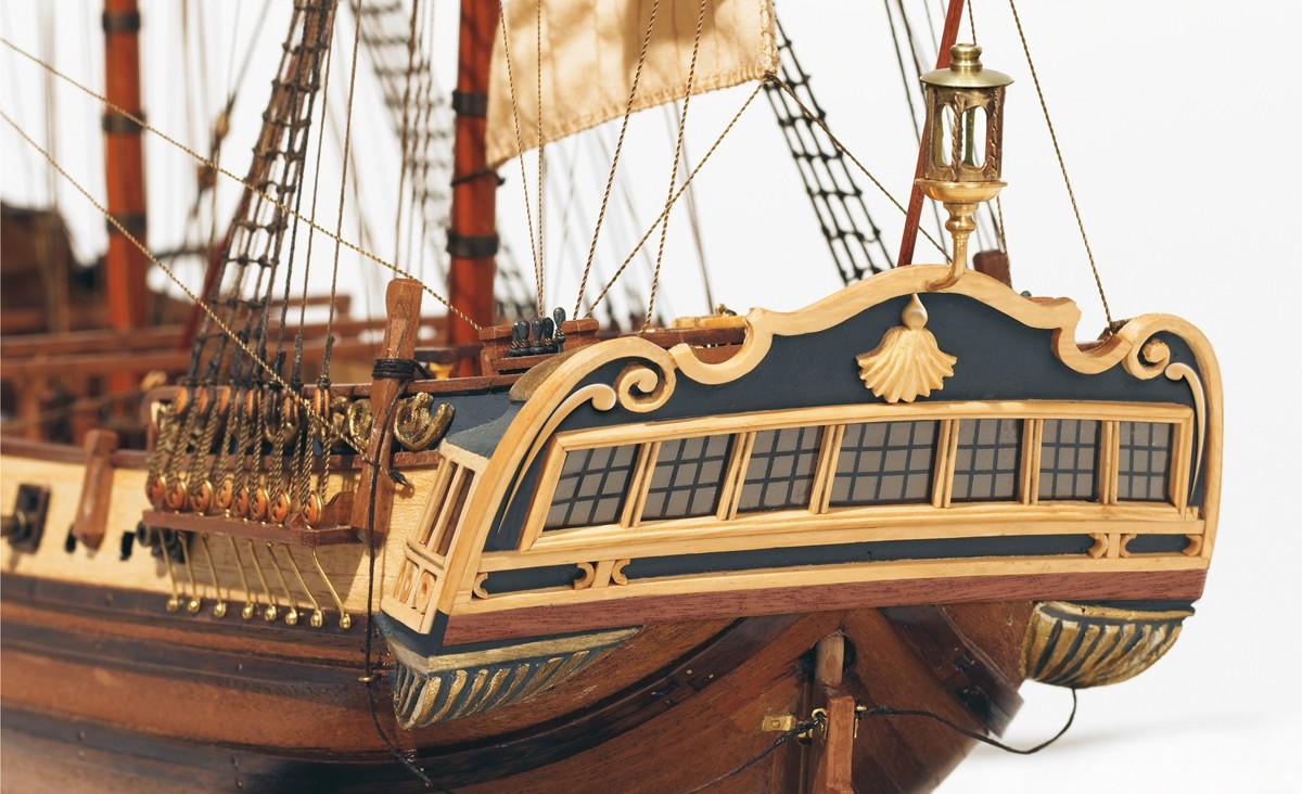La Candelaria Ship Model Kit - Occre (13000)