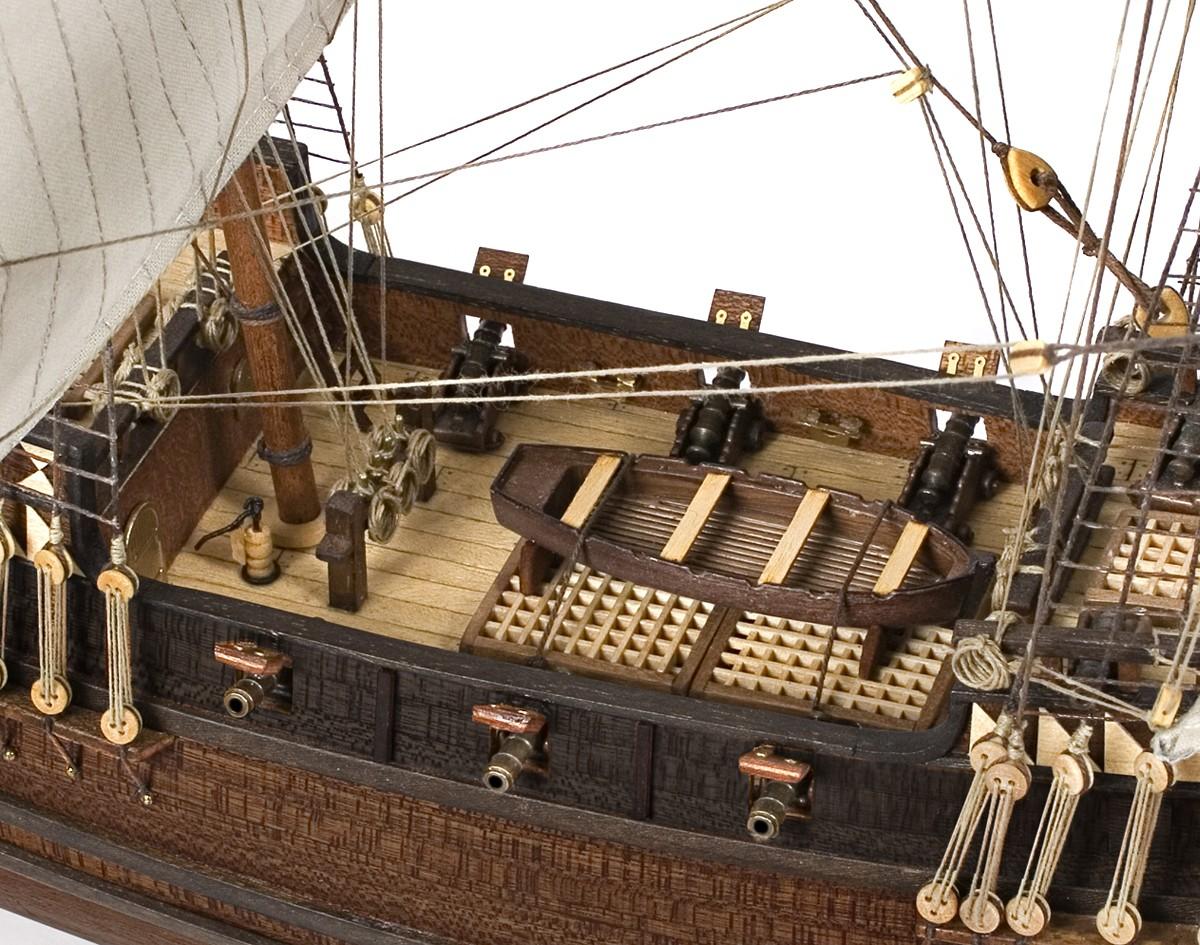 Buccaneer Model Ship Kit - Occre (12002)