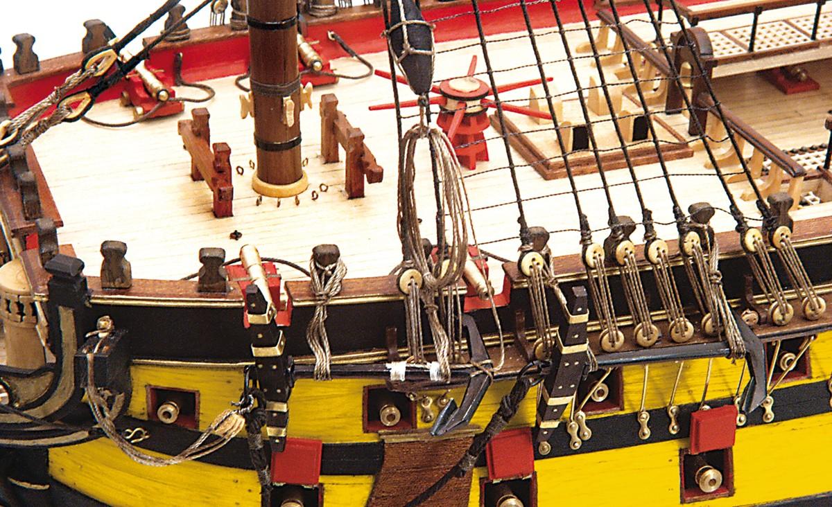 San Ildefonso Model Ship Kit - Occre (15004)