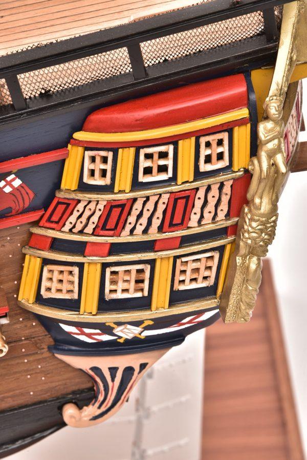 British East Indiaman Falmouth Open Hull