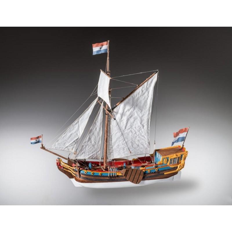 Dutch Statenjacht - Dusek (D023)