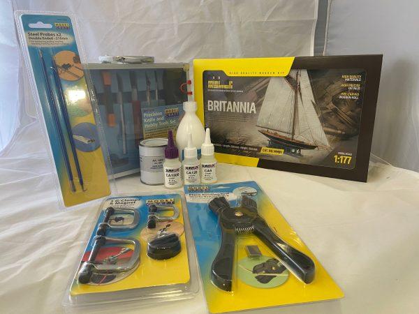 Britannia All-In-One Beginner Kit (MM09SET)