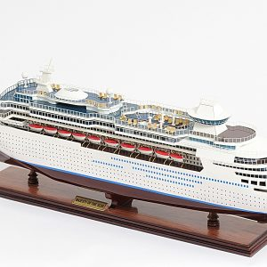 Liners and Cruise Ships