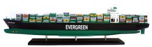 Evergreen Ship Model - GN (TK0070P)