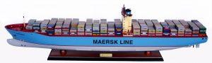 Emma Maersk Model Ship - GN (TK0027L)