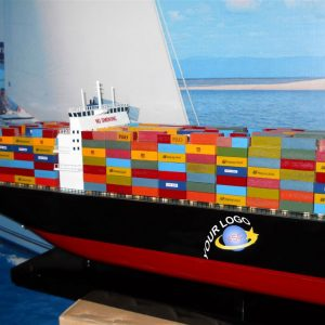 Container Ship Model - GN (TK0018P)