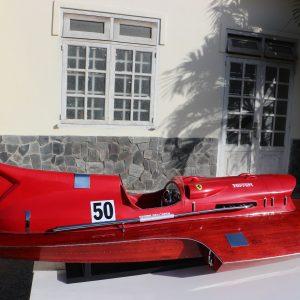Ferrari Hydroplane XL Model Ship - GN (SB0008P-200)
