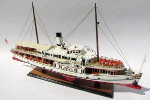 Stadt Luzern Ship Model - GN (CS0050P)