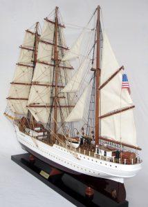 US Coast Guard Eagle Model Ship - GN (TS0037P-80)