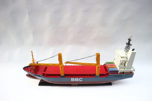 BBC Break Bulk Model Ship - GN (TK0012P)