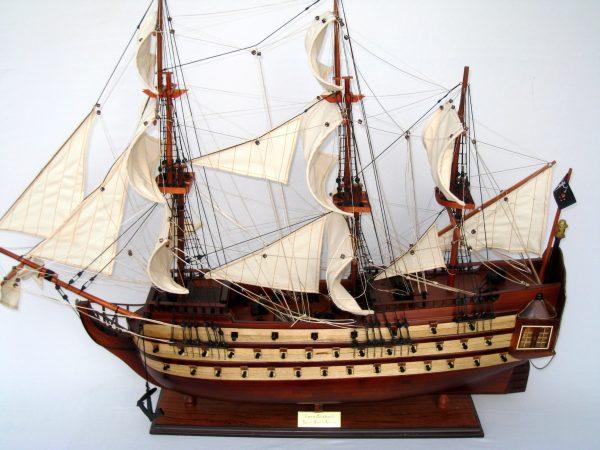 Queen Anne's Revenge Model Ship - GN (TS0087W)
