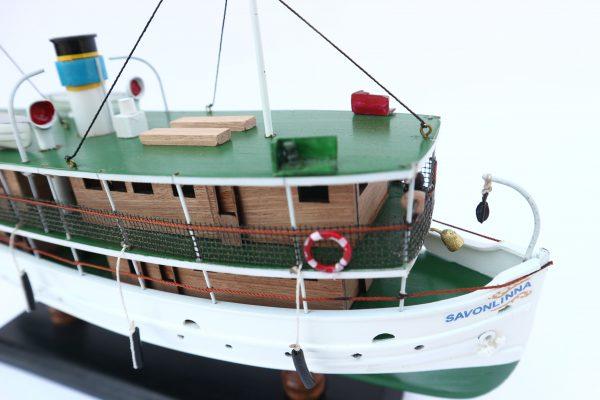 SS Savonlinna Ship Model - GN (CS2402P)