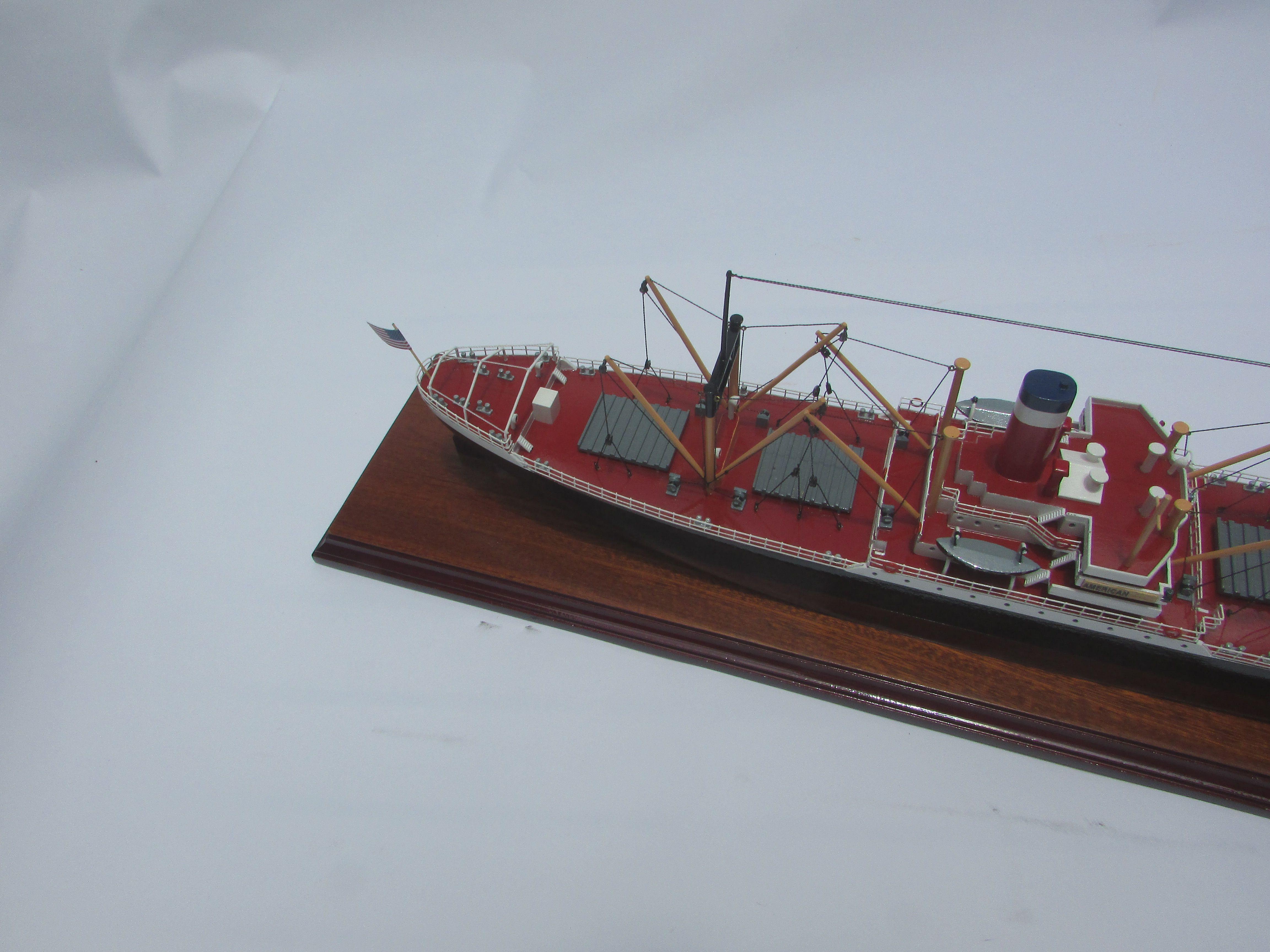 American Flyer Waterline Model Ship - GN (TK3107P)