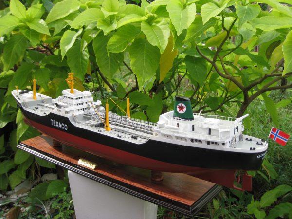 Texaco Belgium Ship Model - GN (TK0004P)