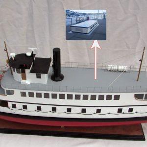 Virginia V Ship Model - GN (CS0122P)
