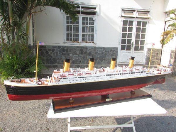 RMS Titanic Painted GN (CS0003P-60)