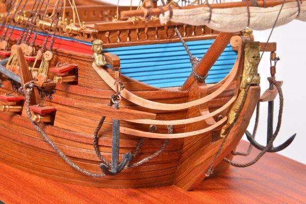 Zeven Provincien Waterline Model Ship (Premier Range) - PSM