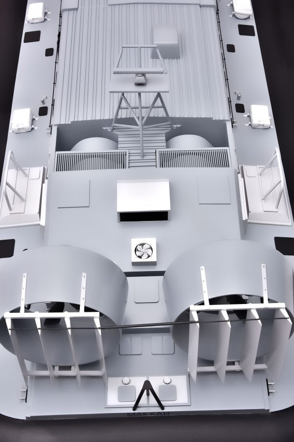 Hovercraft 8100TD