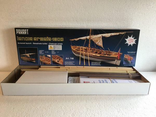 Black Falcon - Mantua Ship Model Kits (768)