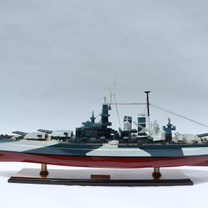 USS North Carolina - GN (BT1410P)