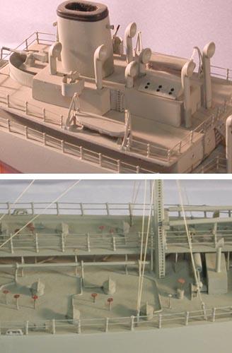 T-2 Tanker Model Boat Kit - BlueJacket (K1026)