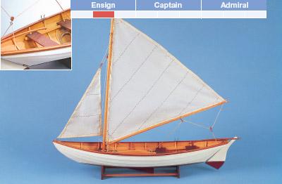 Swampscott Dory Model Boat Kit - BlueJacket (KLW114)