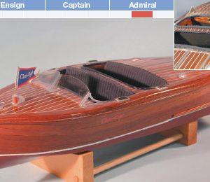Scooter Model Ship Kit - BlueJacket (KLW205)