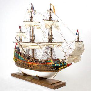 Batavia Wooden Model Ship Kit - Kolderstok (KOL1)