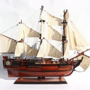 HMS Bounty Model Ship (Standard Range) - GN (TS0020P-60/80)