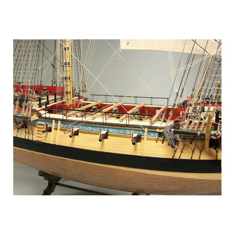HMS Mercury 1779 Model Ship Kit - Shipyard (ZL006)